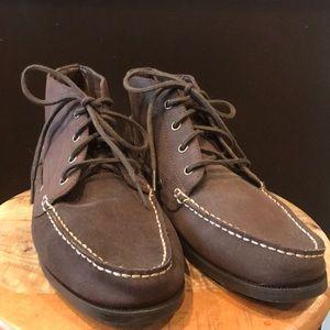 Mens brown Polo Ralph Lauren chukka boots